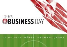 In Neumarkt der 1. FCS Businnes Day