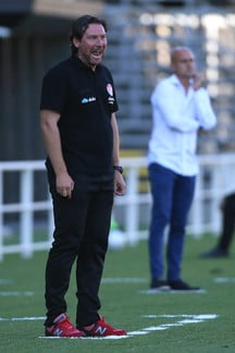 FCS TV: INTERVIEW WITCH COACH STROPPA (FCS - Cremonese)