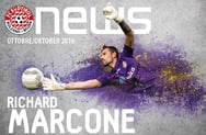 FCS NEWS: LA COPERTINA È DI RICHARD MARCONE