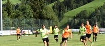 FCS Trainingslager in Ridnaun
