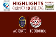 HIGHLIGHTS Renate - FC Südtirol