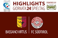 Highlights BASSANO - FC SÜDTIROL