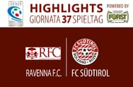 Highlights RAVENNA - FCS 1:2