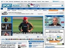 "ANCHE ""SPORTMEDIASET.IT"" PARLA DI NOI!"