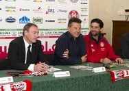 A TRENTO PRESENTATI PLAYOFF, JUNIOR CAMP E PROGETTO FORMATIVO