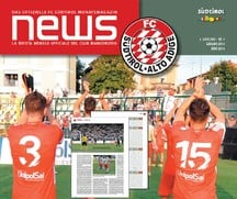 OUT NOW: THE FCS NEWS MAGAZIN