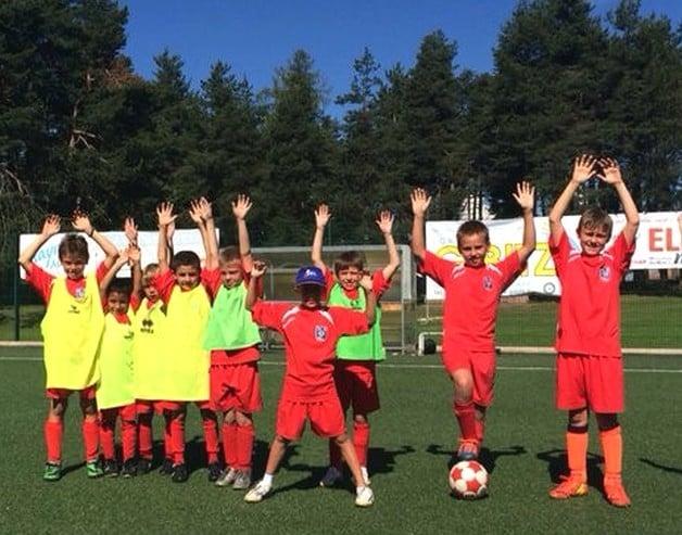 Calcio Per Bambini Bolzano : Una scuola calcio per piccoli amici fc südtirol alto adige