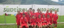 Sel Junior Camp 2014 - Prato allo Stelvio