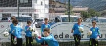 SEL Junior Camp 2014 - Glurns by KeeperSport